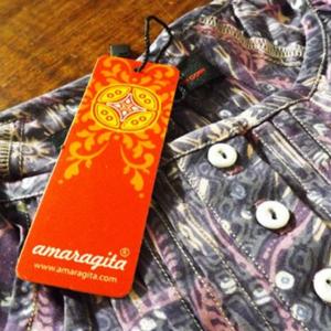 Desain Logo Amaragita