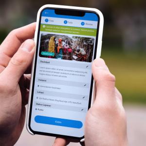 Aplikasi Pelaporan Kominfo Sumut