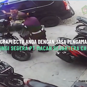 Video Iklan CCTV PT MSC