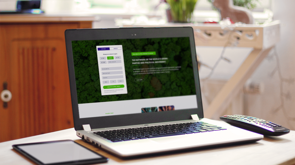 Website Globalgreen