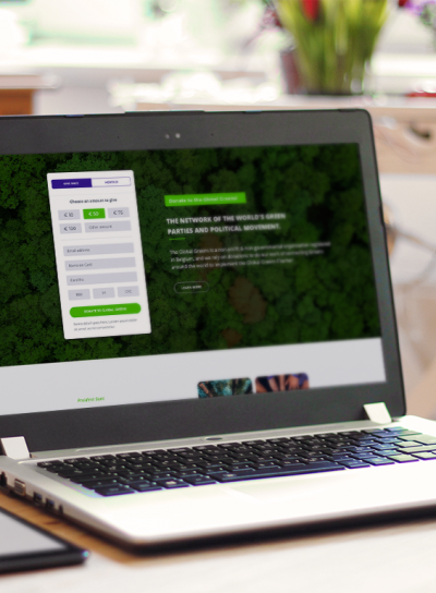 Website Globalgreen