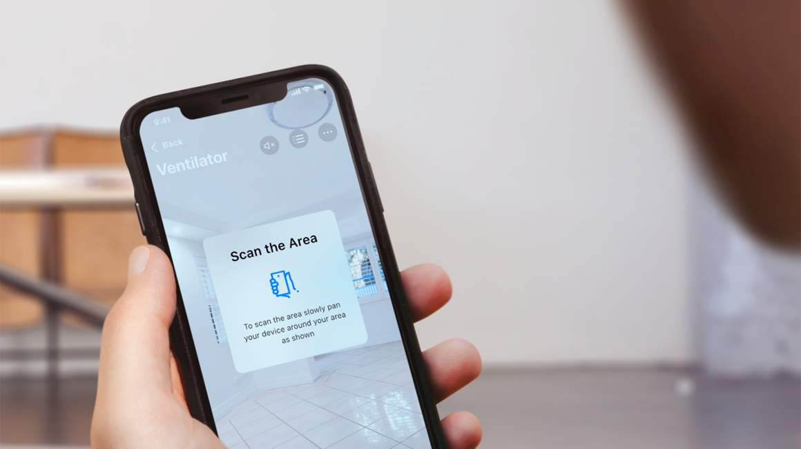 Aplikasi AR Alat Kedokteran